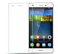 o novo anti-humorado filme hd três vidro para Huawei p8 Lite