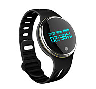 IP67 Motion Meter Step Waterproof Sleep Monitoring  Caller ID Bluetooth Smart Bracelet for Android iOS