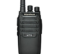 Wanhua HTD Handheld Walkie Talkie UHF 403-470MHZ Two Way Radio