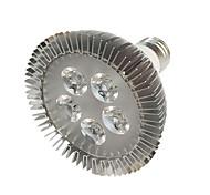 5W E27 LED Grow Lights 5 High Power LED 450-550 lm Red Blue AC85-265 V 1 pcs
