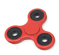 Tri-Spinner Fidget Toy Plastic EDC Hand Spinner For Autism and ADHD