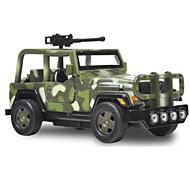 Camión Vehículos de tracción trasera Juguetes de coches 1:10 Metal Verde Modelismo y Construcción