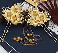 Lolita Accessories Classic/Traditional Lolita Headwear Vintage Inspired Lolita Accessories Headwear For Alloy