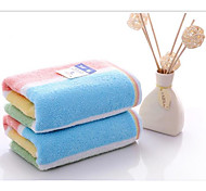 Wash Towel Yarn Dyed High Quality 100% Cotton Towel