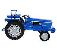 Bauernhoffahrzeuge Spielzeuge Auto Spielzeug 1:18 Metall ABS Plastik Blau Model & Building Toy