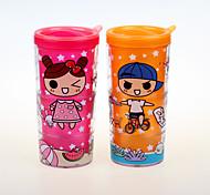 Eco Unique Water Bottle for Children Juice Bottles 350ml