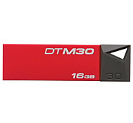 Kingston dtm30 16gb usb 3.0 flash drive datatraveler digital mini metal