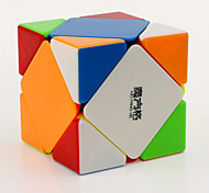 Qiyi® Smooth Speed Cube Skewb Novelty Magic Cube Rainbow ABS