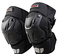 SCOYCO k15 300d moto kneepad protection en nylon mesh tissu genou coupe-vent portable&coude protecteur de taille libre noir