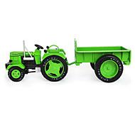 Фермерская техника Игрушки Игрушки на солнечных батареях 1:18 ABS Пластик Металл Зеленый Модели и конструкторы