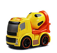 Veiculo de Construção Brinquedos 1:64 Metal Plástico Amarelo
