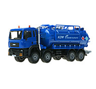 Sprinkler Truck Toys Car Toys 1:60 Metal ABS Plastic Blue Diecasts & Toy Vehicles