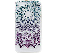 For Wikon Lenny3 phone Case Octagram Lace Embossed Pattern TPU Material High Penetration