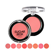 Suger Box 8 Colors To Choose Makeup Baked Blush Palette Baked Cheek Color Face Beauty Blusher Blush Coloret Make Up Cosmetic