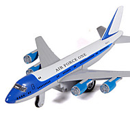 Planes & Helicopter Toys Car Toys 1:50 Plastic Metal Blue Model & Building Toy