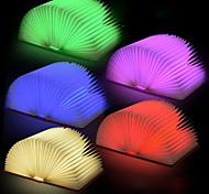 1pc LED de carga enchufe pequeña luz de la noche de la lámpara de cabecera del bebé teethe dormir lámpara de mano portátil de la lámpara