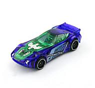 Macchina da corsa Giocattoli 1:64 Metallo Plastica Viola