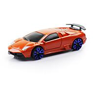 Race Car Toys 1:64 Metal Orange