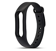 New Arrival Smart Wristband Band Strap For Xiaomi Mi Band 2 Smart Bracelet Miband 2 Replacement Silicone Wrist Strap