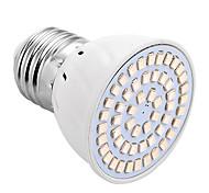 YWXLight® E27 54LED 2835SMD 4W 200-300Lm Red-Blue Led Grow Lamps Plant Growth Light  (AC 220V/AC 110V)