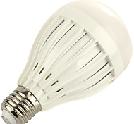 7W E27 LED Kugelbirnen A60(A19) 14 SMD 5730 650 lm Warmes Weiß Kühles Weiß Dekorativ V 1 Stück