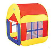Tue so als ob du spielst Neuheiten & Gag-Spielsachen Spielzeuge Neuartige Zylinderförmig Nylon Regenbogen Für Jungen Für Mädchen
