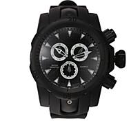 Fashion Watch Quartz Alloy Band Casual Black