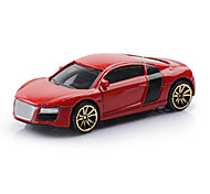 Race Car Toys Car Toys 1:64 Metal Plastic Red Model & Building Toy