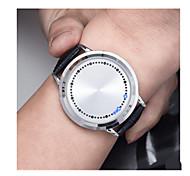 Жен. Муж. Спортивные часы Солнечная энергия / Plastic Группа Винтаж Черный