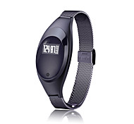 iPS SR03 Smart BraceletWater Resistant/Waterproof Long Standby Calories Burned Pedometers Health Care Sports Heart Rate Monitor Wearable for Lady