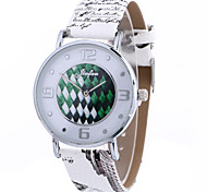 Women's Fashion Analog Stripe Ladies' Bohemian Display Strap Bohemia Quartz Wrist Watch