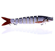 1 pc Esche rigide Colori casuali 0.0187 g Oncia mm pollice,Plastica Pesca dilettantistica