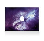 For MacBook Air 11 13/Pro13 15/Pro with Retina13 15/MacBook12 Fan Smoke Decorative Skin Sticker