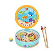 Fishing Toys Novelty & Gag Toys Toys Novelty Fish ABS Navy Blue