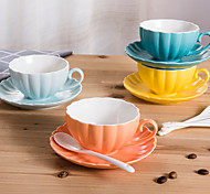 Colored Drinkware, 150 ml Decoration Ceramic Milk Water Coffee Mug