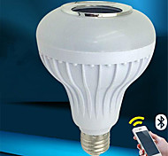 Smart Home RGB Remote Control Speaker Energy Saving Bulb LED Bluetooth Bulb