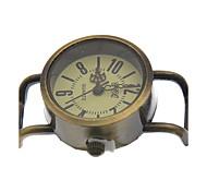 Unisex Mechanische Uhr Automatikaufzug Legierung Band Schwarz