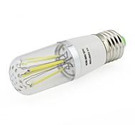 6W E27 Ampoules à Filament LED T 6 COB 500 lm Blanc Chaud Blanc Froid V 1 pièce
