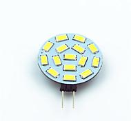 1W G4 Luces LED de Doble Pin T 15 SMD 5730 200 lm Blanco Cálido Blanco Fresco Decorativa V 1 pieza