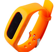 GUODONG Intelligent Sport Bracelet with Bright Colors