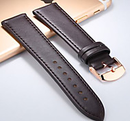 Men'sWatch Bands Canvas leather 20mm Watch Accessories