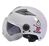 GXT m11 мотоцикл половина шлем двойной линзы Харли солнцезащитный шлем летом унисекс подходит для 55-61cm с короткой прозрачной линзой