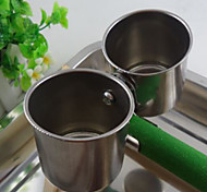 Bird Feeding & Watering Supplies Stainless Steel Silver