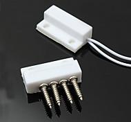 5pcs magnéticos interruptor alarmes junco 100V dc