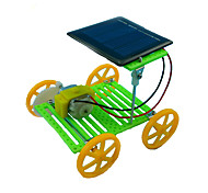 Toys For Boys Discovery Toys Solar Powered Toys DIY KIT Educational Toy Car ABS Rainbow