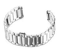 genuino bracciale in acciaio cinturino banda intelligente orologio per lg stile orologio