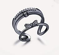 Ringe Alltag Normal Schmuck Ring 1 Stück,Eine Größe Wie in der Abbildung angezeigt