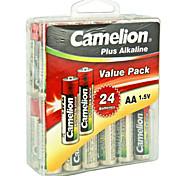camelion LR6-pbh24 AA Alkali-Batterie 1,5 V 24-Pack