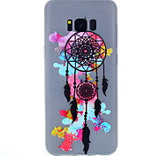 For Samsung Galaxy S8 Plus S8 TPU Material Dreamcatcher Pattern Luminous Phone Case S7 Edge S7 S6 Edge Plus S6 S5 S4 Mini S4 S3