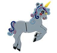 32gb игра лошадь резиновые флэш-накопитель USB 2.0 диск